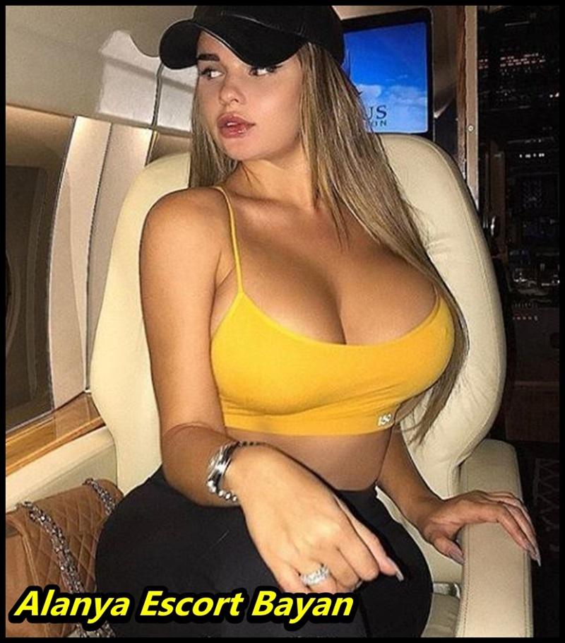 Alanya Escort Bayan